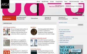 A dual architecture for a great content site: The AIGA redesign