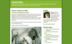 Mainstreaming blogging and bringing web standards to a mass audience: Blogger