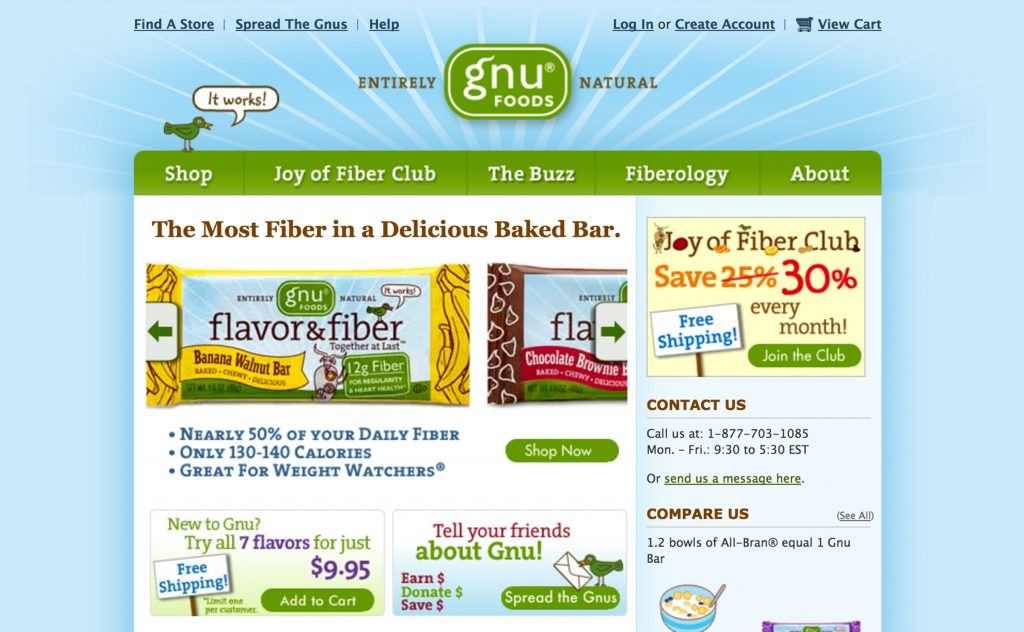 Gnu Foods