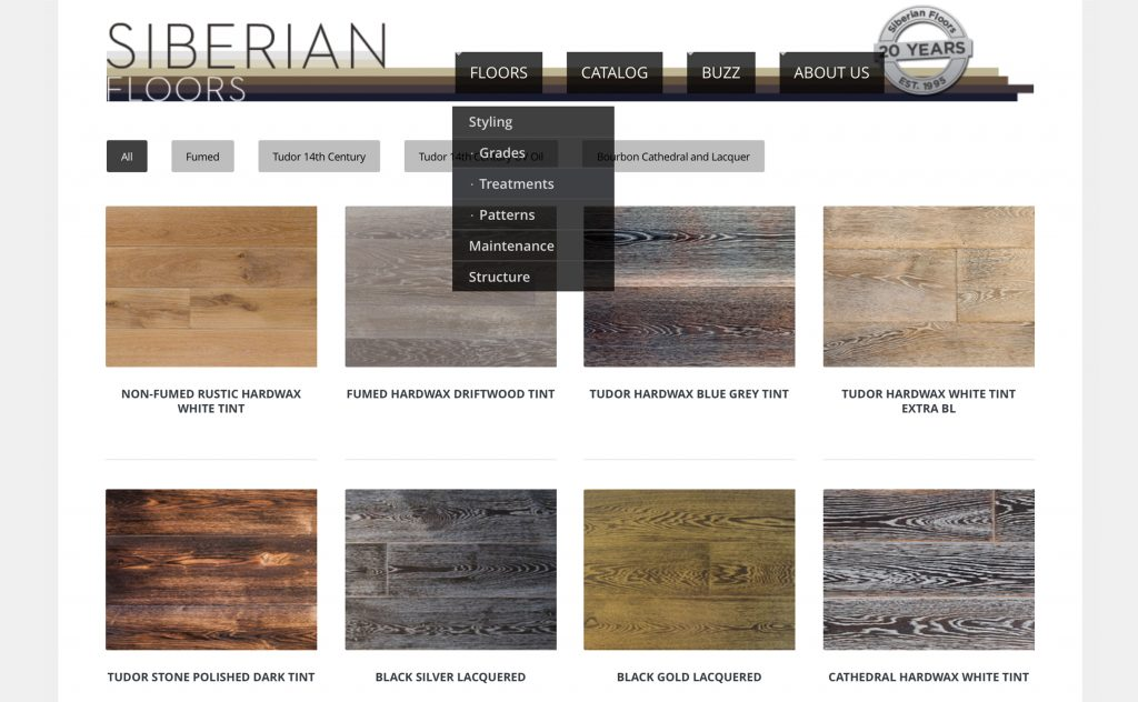 Siberian Floors
