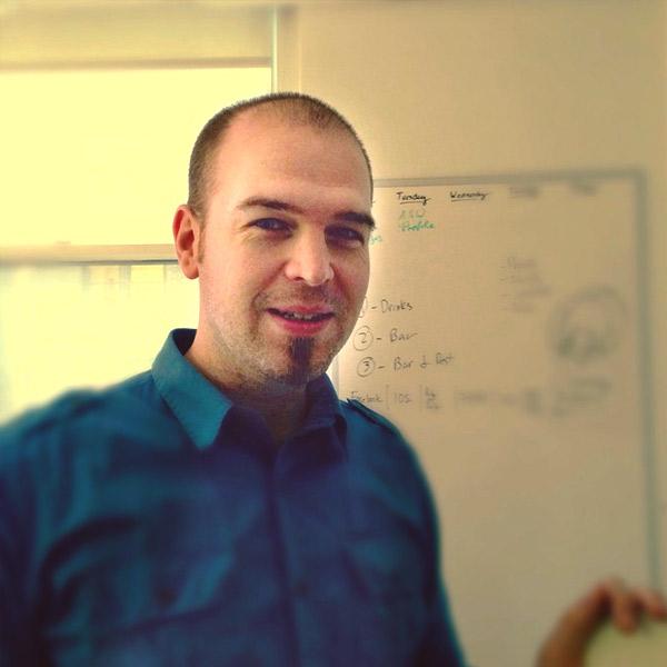 Roland Dubois, Designer/Developer