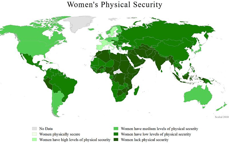 Womens Physical Security<